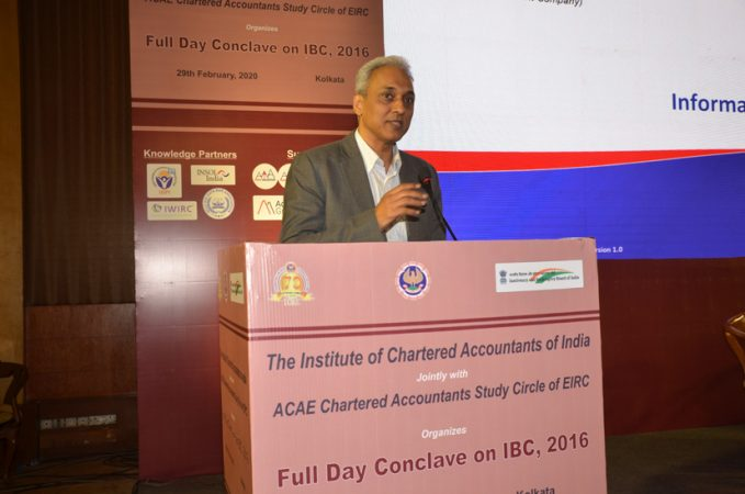 Full Day IBC Conclave On 29th February 2020 At Kolkata